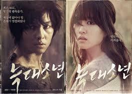 Je n'ai pas arrêté de pleurer à la fin... Mon premier film Coréen <3