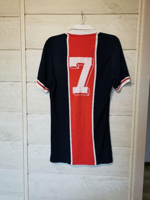 Maillot du PSG porté saison 83-84
