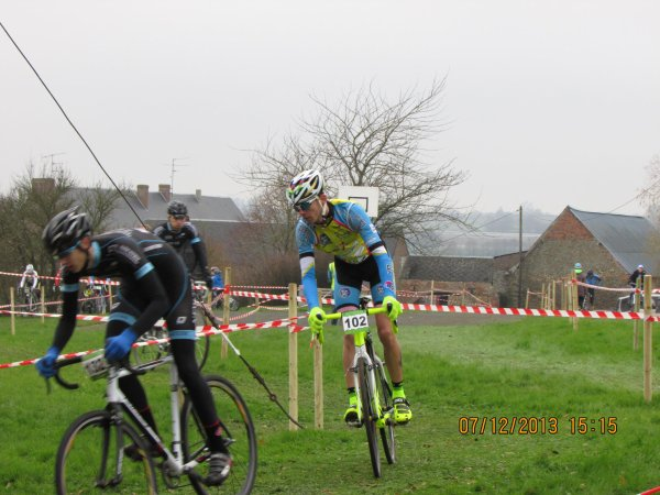OBRECHIES 2013 - Cyclo cross et VTT UFOLEP