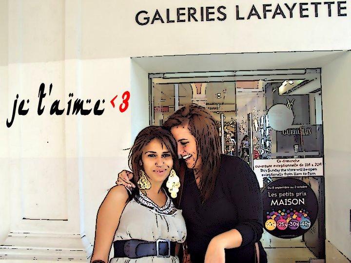 Oublie jamais Natacha & Lalya =Pp . Je T'aime fort <3    RamSa Fi RayNiiK !!