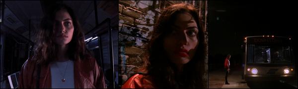 . .FINAL STOP.─ Découvre 2 posters ainsi que 3 stills du court thriller Final Stop dans lequelPhoebe joue. .