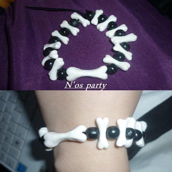 Bracelet n'os