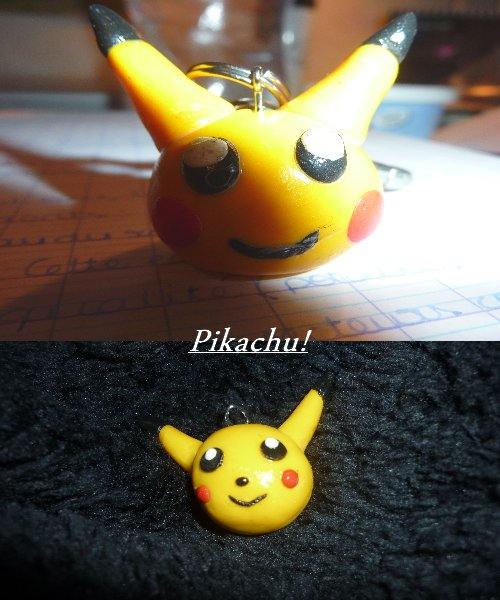 Pikachu is here!