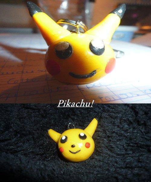 Pikachu is here!