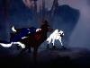 A la chasse! (Nyméria et Kusani