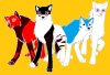 Collab' libre 1 (Killian, Mickaëla, Red et Nad)