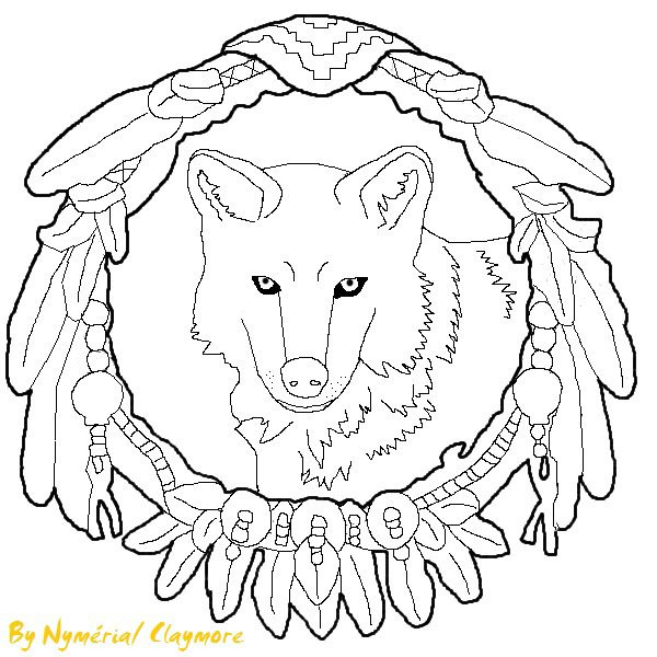 Wolf SpiritTotem