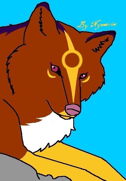 Léorane, la louve sibérienne