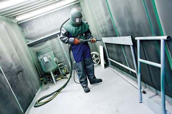Why Should You Choose Shot Blasting for Renovation Purposes?