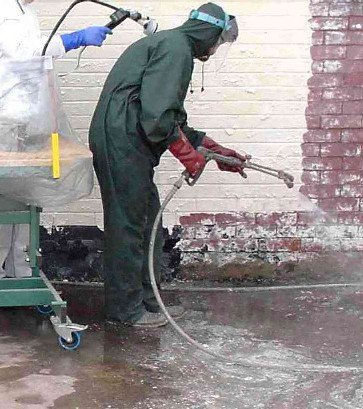 Sandblasting – The Best Process You Can Opt for Paint Removal