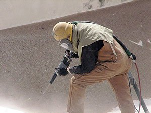 Basic Properties of Sand Blasting You Should Know