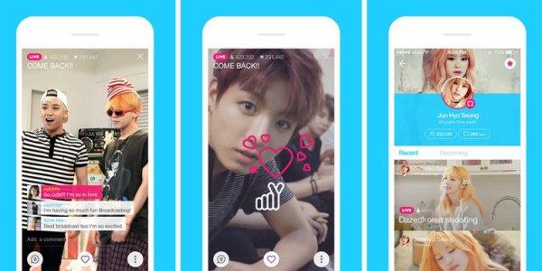 kpop: app V