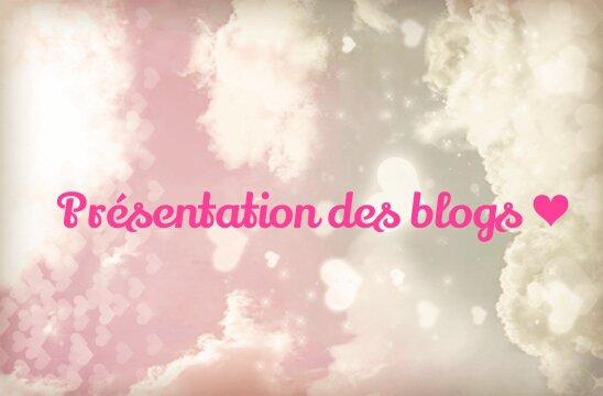 > Présentation !