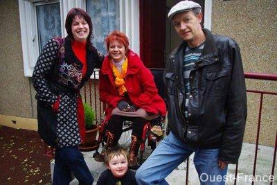 Maladie des nerfs : Nathalie crée une association