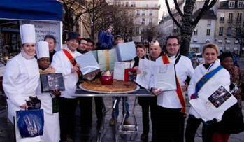 La Galette du C½ur avec les Disciples d'Auguste Escoffier a permis de récolter 6500 euros