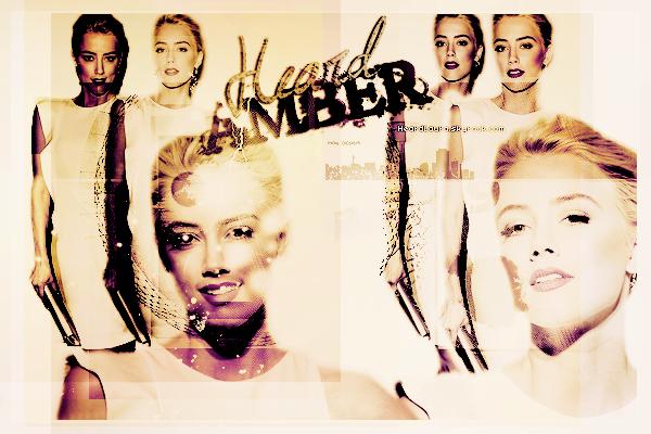 . Bienvenue sur HeardLaura , ta toute nouvelle source sur la palpitante Amber Heard !  ● Découvrez toute  l'actualité de Amber Heard en un clic ! Toutes ses news , candids   c'est ici !  .