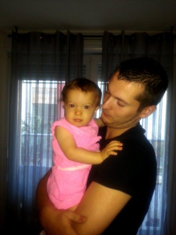 mon fils et sa fille je vous aime