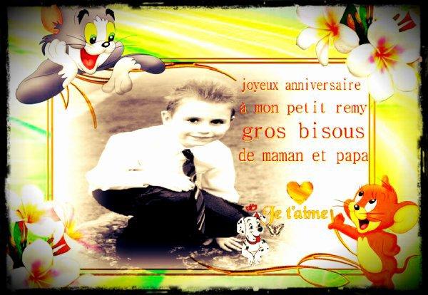 (l) kdo reçu de ma maman chérie merci maman je t 'aime très fort remy(l)