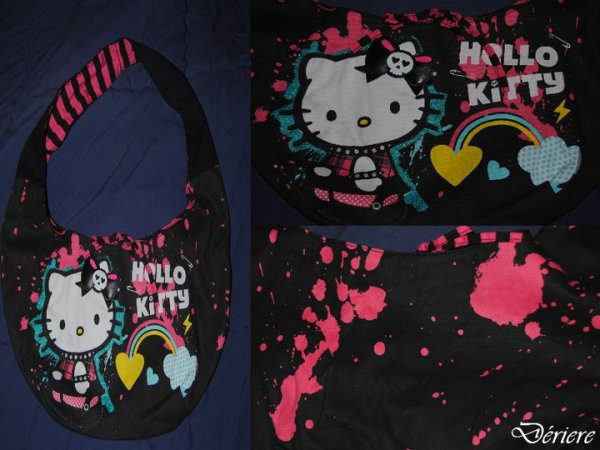 Sac Hello Kitty   oo « 10 ¤ »