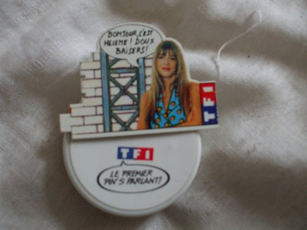 Pins Parlant TF1