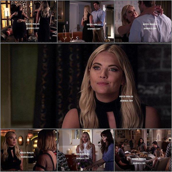-- 21/01/2016: Ashley était à la soirée de lancement du REVOLVEman et Superism au château Marmont.   Ashley est tout en beauté en noir, pas une grande fan de ce qu'elle porte mais sa reste simple et son makup aussi. Qu'en pensez vous? --