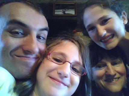 Ma famille =)