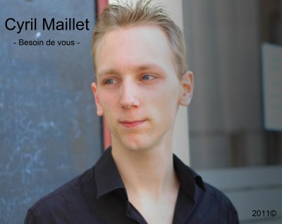 Cyril Maillet - Besoin de vous - reprise de Frédéric Lerner (2011)