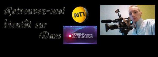 Je serai bientôt sur NT1 !!!