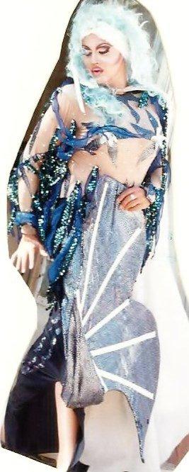 A vendre Costume de sirène