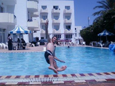 Passe l'été avec mon amie hedi