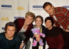 Les boys au Ray Of Sunshine (15/12/13)