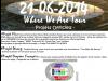 Projet Officiel du WWA Tour (21/06)