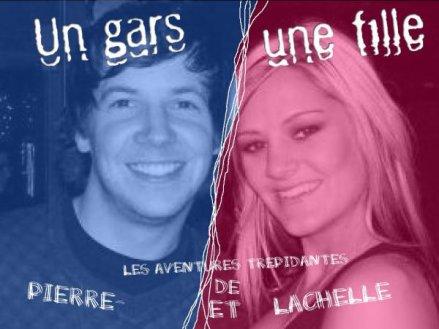 PIERRE AND LACHELLE <3