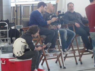 shooting the 3rd video : JET LAG