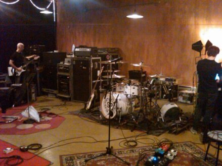 simple plan on rehearsal