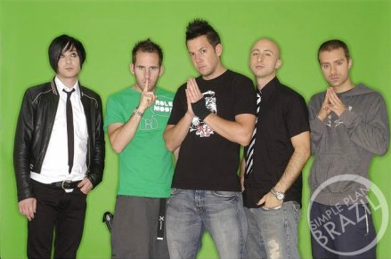 new date : simple plan on tour