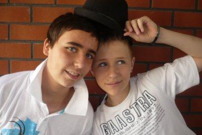 Thomas & Bryan ..