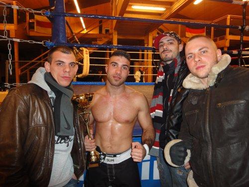 La Chroni'k & El Tigre Gaetano Pirrello  Victoire du Samedi 11.02.2012