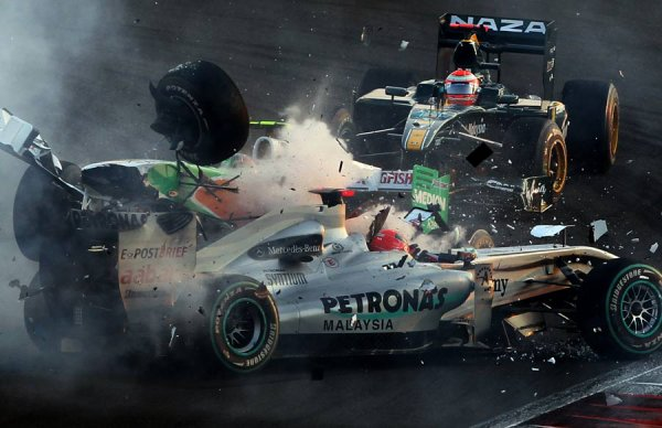 Photo F1 2010 III