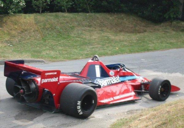 F1 - RETRO - IV