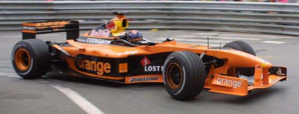 F1 - RETRO - X