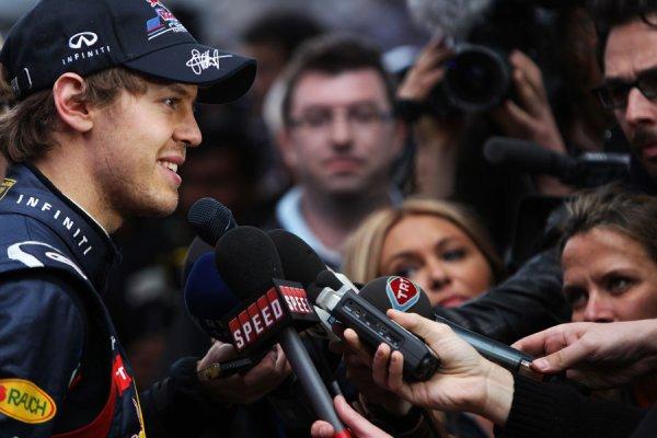 Résultat du GP de Melbourne 2011 I