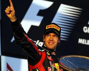 Résultat du GP de Melbourne 2011 II