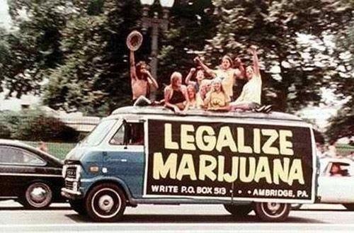 La légalisation.