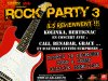 "19/12/2009 : ""Rock Party 3"""