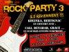 "19/12/2009 : ""Rock Party 3"""