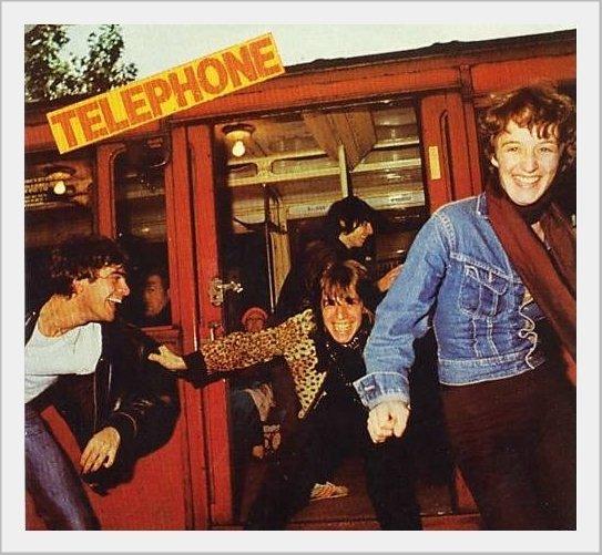 """25/11/1977 : Album """"Téléphone"""""""