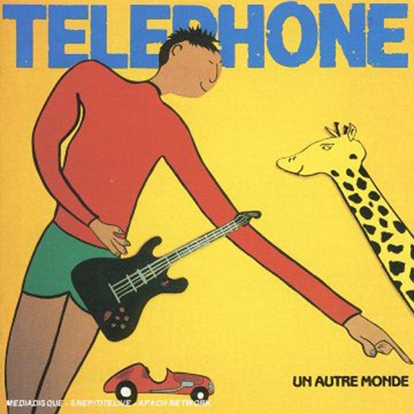 """1984 : Album """"Un autre monde"""""""
