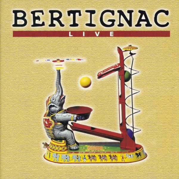 """02/1998 : Album """"Bertignac Live"""""""