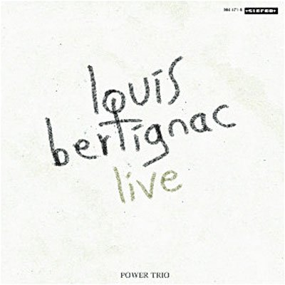 "2006 : Album ""Power Trio Live"""